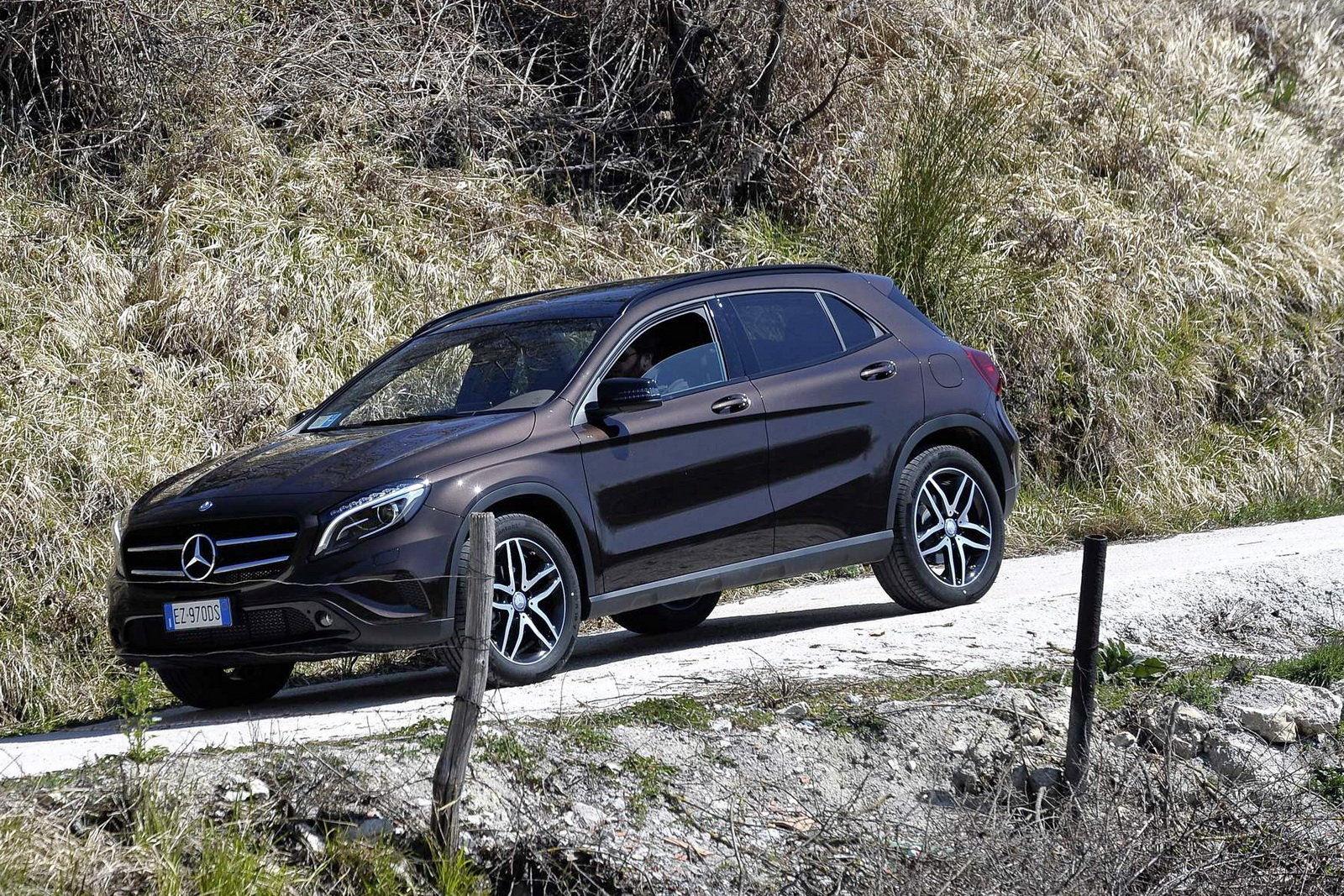 Nuova Mercedes GLA Enduro prezzo