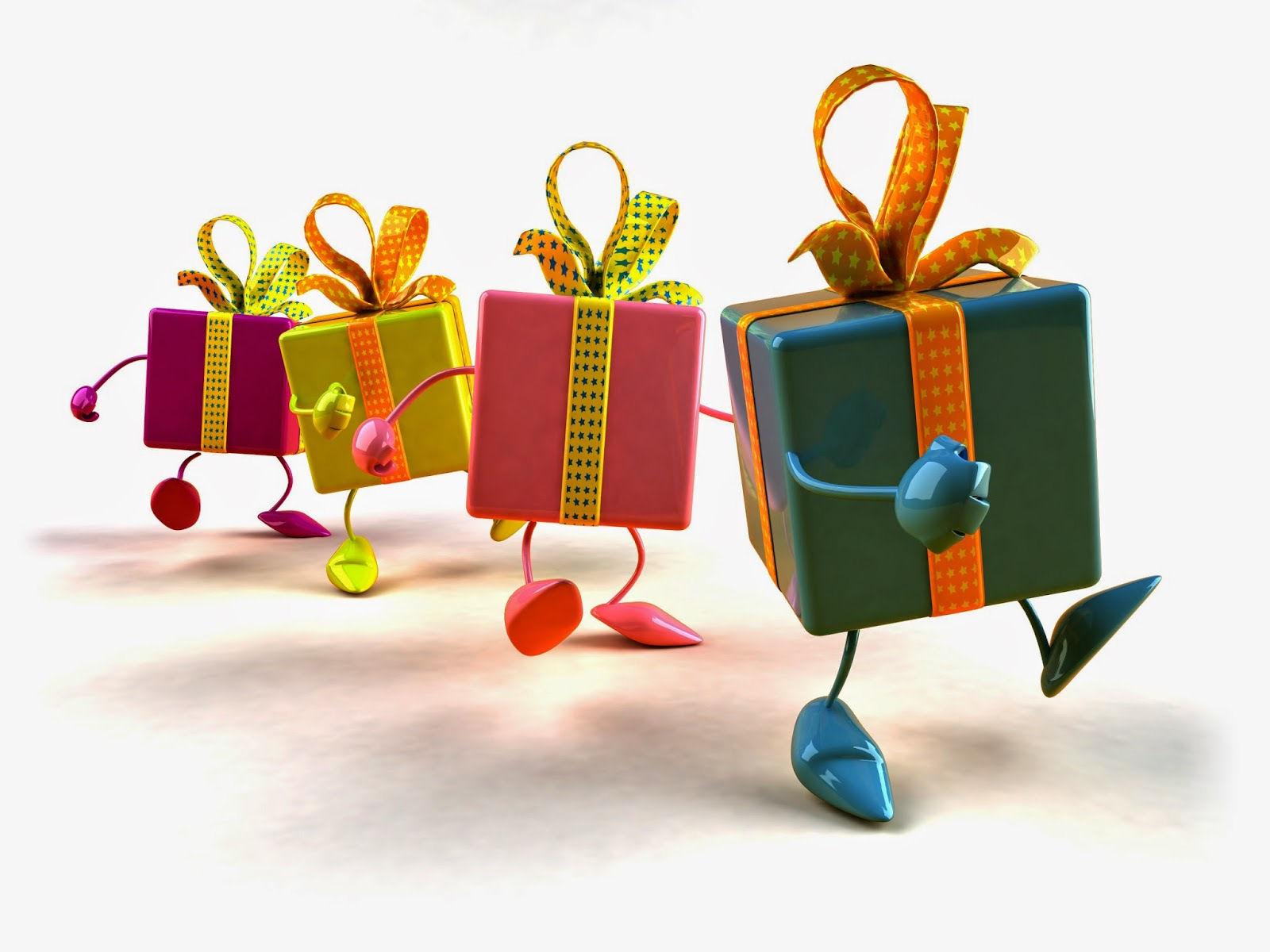Idee regalo originali ecco i link utili che corrono in for Idee regalo utili