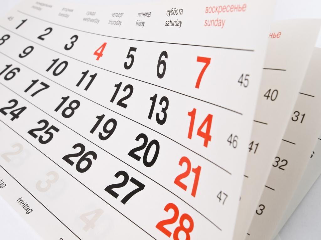 vacanze ponti 2016 calendario