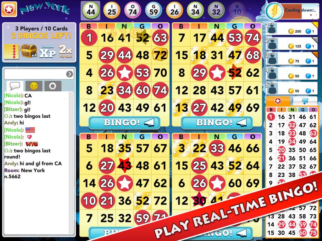 Come funziona il bingo