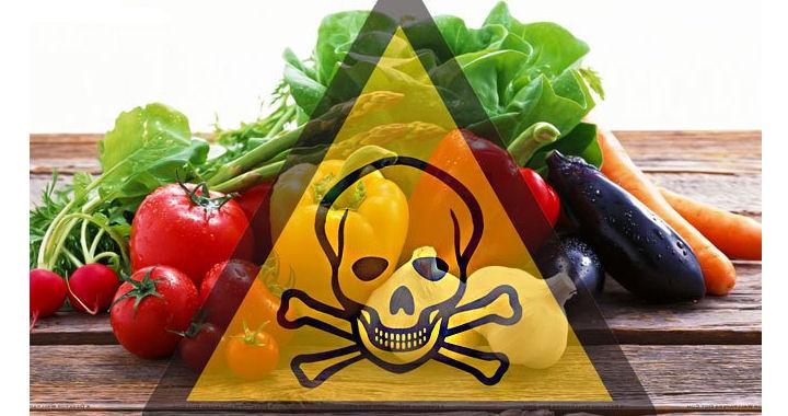 cibo tossico salute