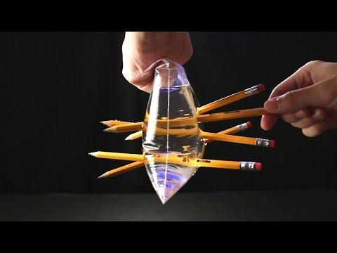 Scienza e acqua: incredibili esperimenti