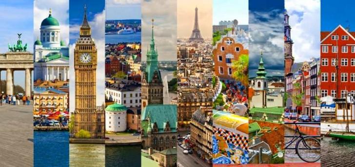 Capitali europee ecco le migliori per il weekend