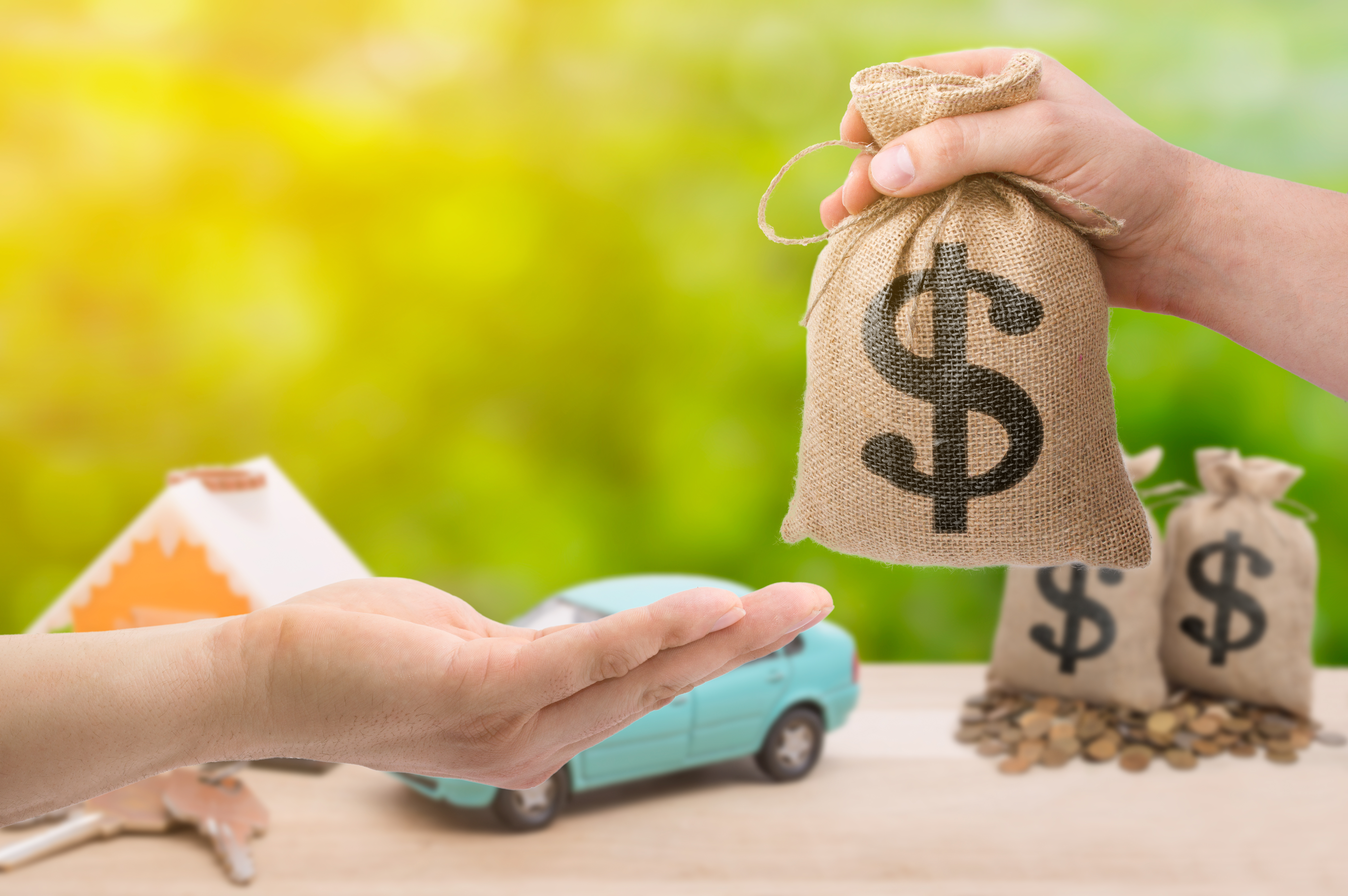 prestito senza busta paga