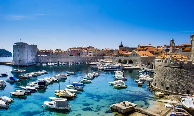 Crociere al Mediterraneo. Dubrovnik