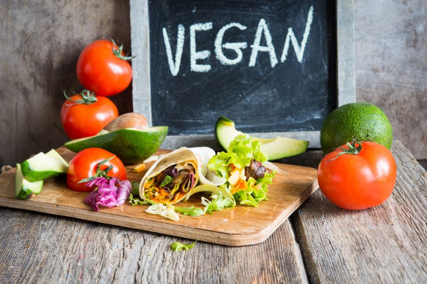 Dieta per vegani. 5 consigli utili