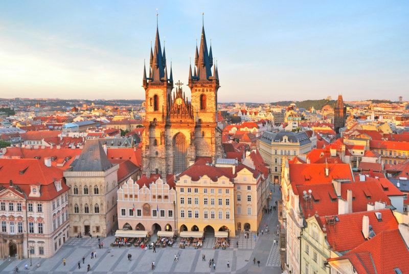 Praga. Dove andare in vacanza a Novembre