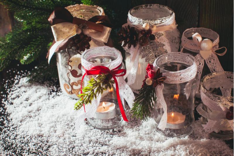 5 decorazioni per Natale fai da te