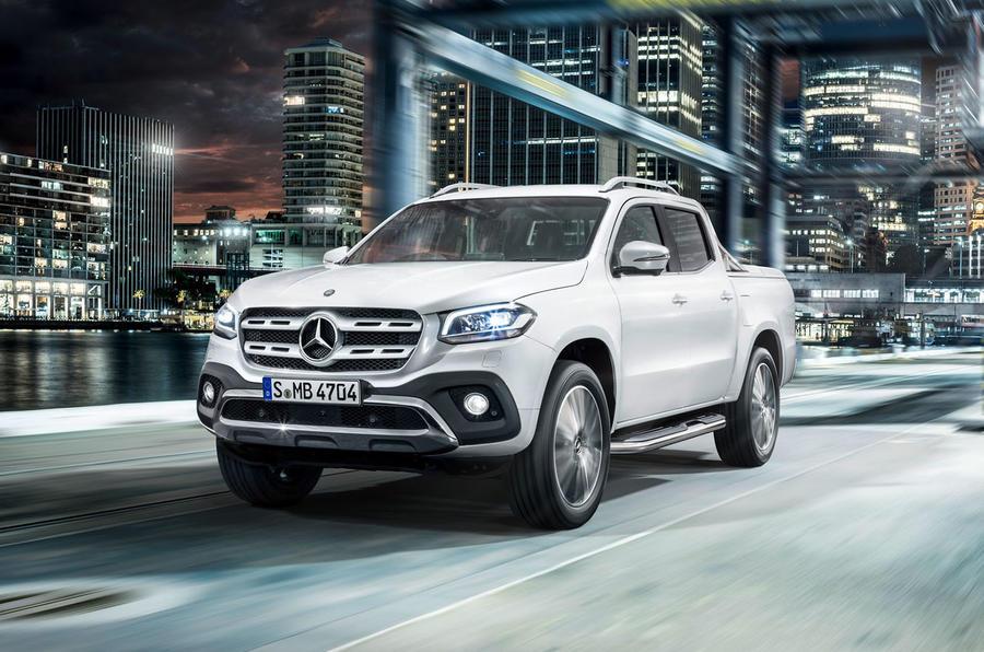 Mercedes-Benz Classe X: Scheda tecnica e prezzi