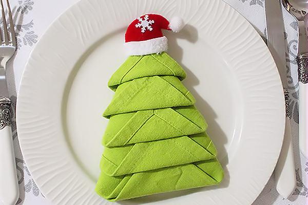 Decorare Tavola Di Natale Fai Da Te : Come decorare la tavola di natale idee fai da te non banali