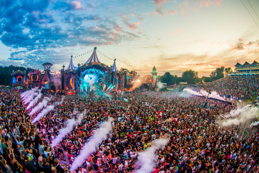 Tomorrowland in Italia
