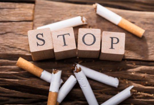 Giornata Mondiale Senza tabacco 2018
