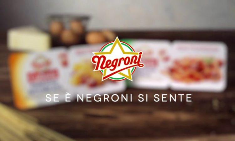 Pubblicità Negroni