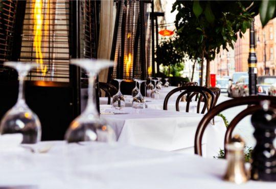 migliori ristoranti a Londra