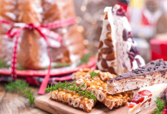 i dolci di Natale senza glutine