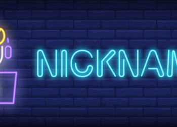 I nickname belli per giochi online