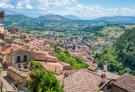 visita in Abruzzo