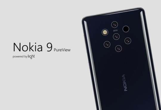 Nokia 9 PureView Phone info